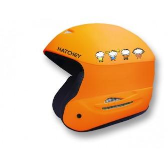 Dětská helma Hatchey Swan 11/12 - oranžová