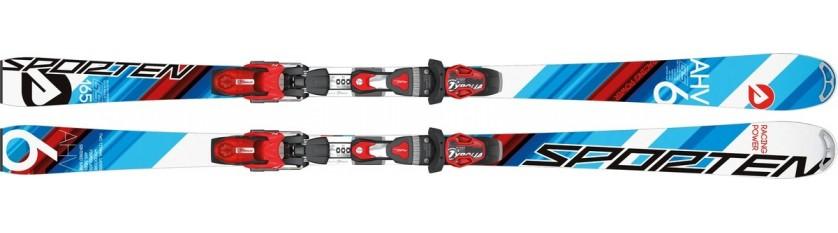 Lyže Sporten AHV 06 GS 12/13 + Tyrolia Free Flex Pro 14