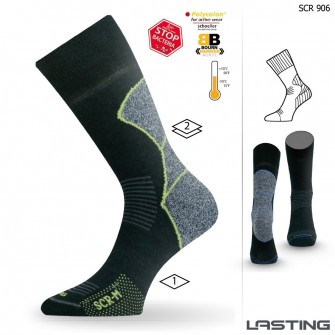 Běžkařské ponožky Lasting SCR (-10 až +5°C)