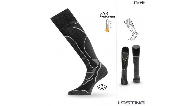 Sjezdové ponožky Lasting STW (-20 až +5°C)
