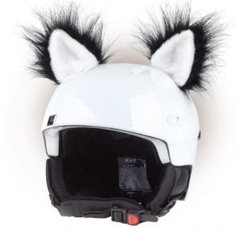 Crazy Uši Teplo Uš - Kočka černá