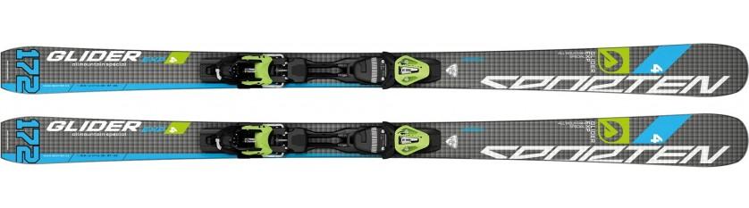 Lyže Sporten Glider 4 EXP + Tyrolia PR 11