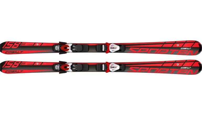 Lyže Sporten Cobalt red + Tyrolia SX 10