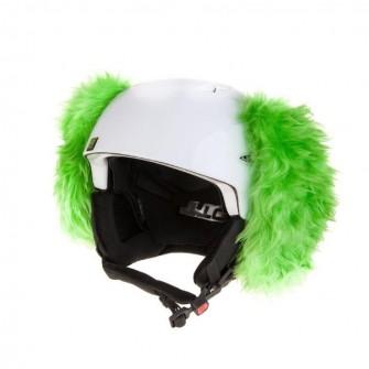 Crazy Uši Teplo Uš - Pes zelený