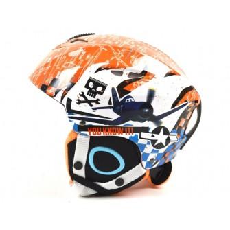 Dětská helma Vision One Planes