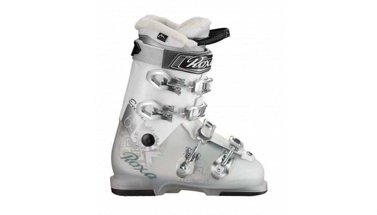 Roxa Eden 65 - Dámské sjezdové boty Transparentní
