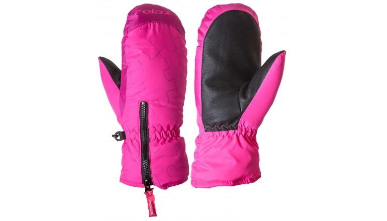 Dětské lyžařské Rukavice RELAX PUZZYTO RR17B