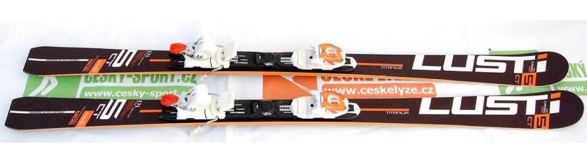 Lyže Lusti SCT wide Ski Cross 171cm + Vázaní Vist VSP 412 - TESTOVACÍ LYŽE