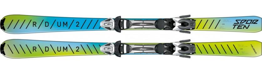 Lyže Sporten Iridium 2 + Tyrolia SX 10