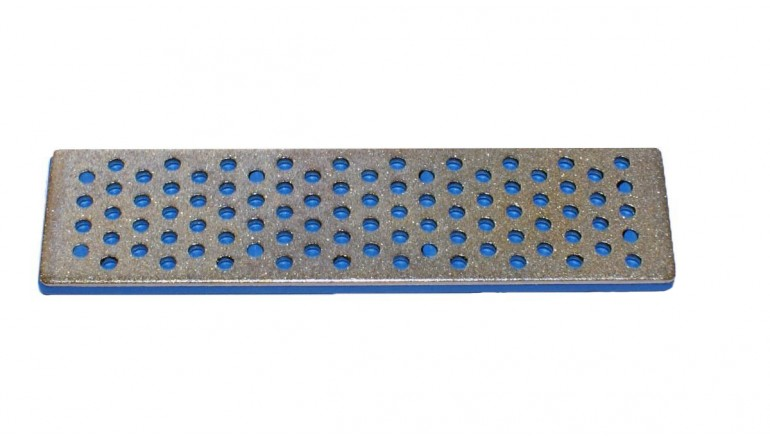 náhradní pilník Kunzmann diamantový medium 100x25 mm