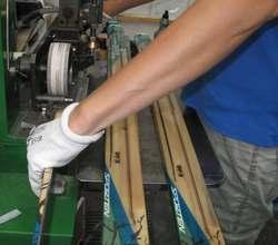 Sporten - výroba