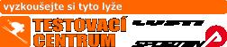 Test centrum lyží Sporten a Lusti v Ostravě