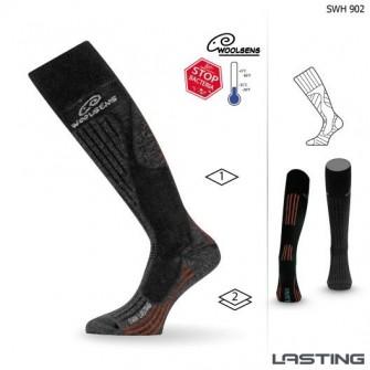Sjezdové ponožky Lasting SWH (0 až -20°C)