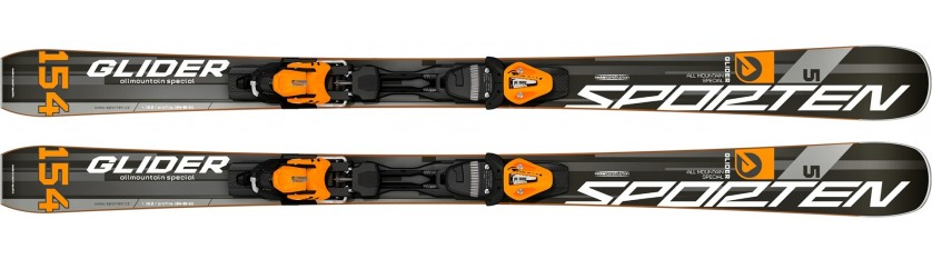 Lyže Sporten Glider 5 + Tyrolia PRD 11