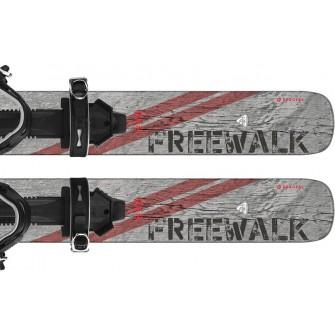 Lyže Sporten Free Walk + Outlander
