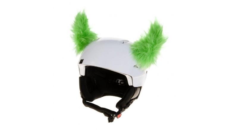 Crazy Uši Teplo Uš - Rohy zelené