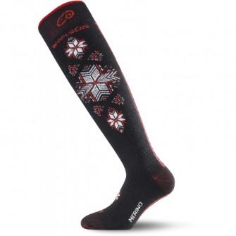 Sjezdové ponožky Lasting SWN (-35°C až +5°C)
