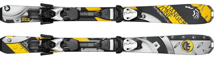 Lyže Sporten Dangerzone + Tyrolia SLR 4.5