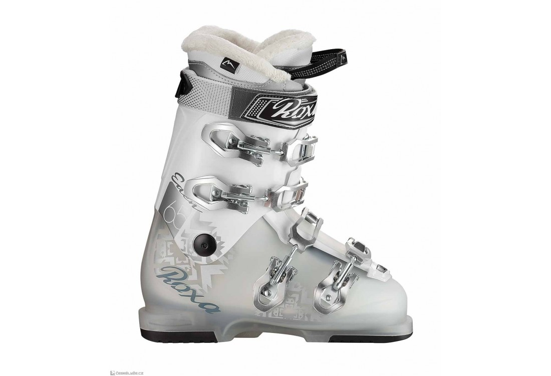 Roxa Eden 65 - Dámské sjezdové boty Transparentní ... b8e6905824
