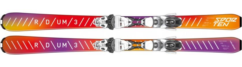 Lyže Sporten Iridium 3 W + Tyrolia PR 11 MBS