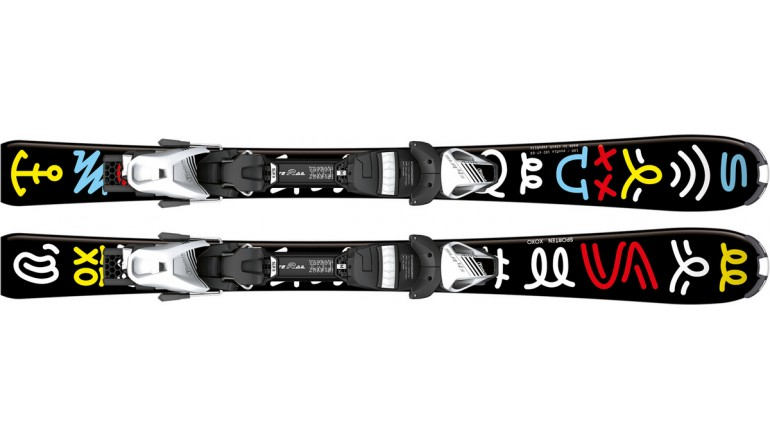 Lyže Sporten Xoxo + Tyrolia SLR 4.5