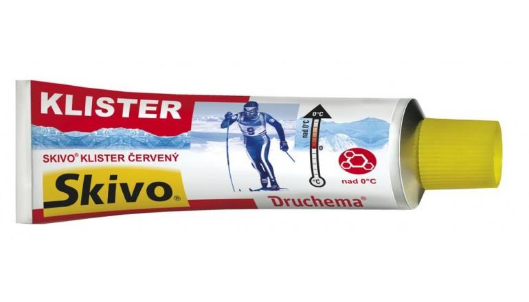Běžecký stoupací vosk SKIVO Klister - 50g