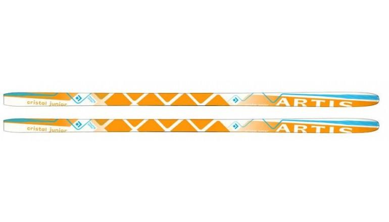 Běžky Artis Cristal oranžové - (100 - 130 cm)