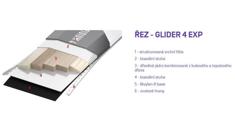 Lyže Sporten Glider 4 EXP + Tyrolia PR 11 MBS