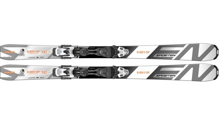 Lyže Sporten Glider 5 EXP + Tyrolia PRD 12 MBS