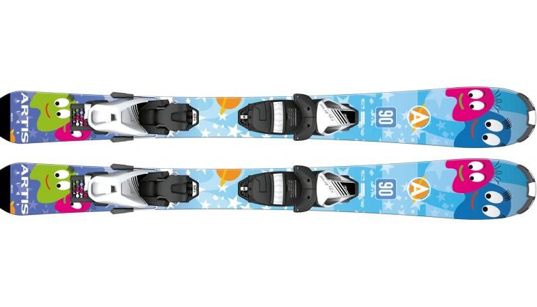 Lyže Sporten Artis Kids + Tyrolia SLR 4.5