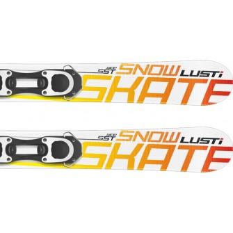 Lyže Lusti SSW Snow Skate Wide - drátové vázaní