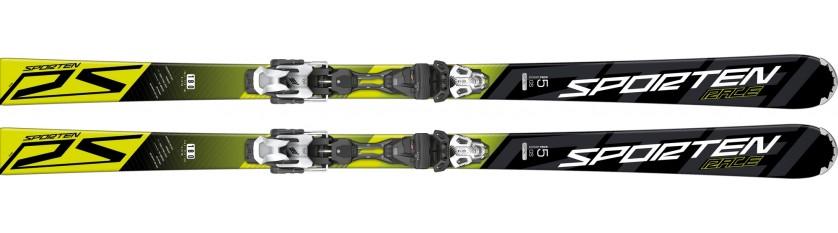 Lyže Sporten RS 5 GS + Tyrolia PRD 12 MBS