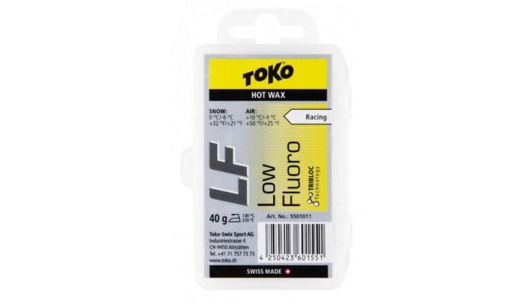 Skluzný vosk TOKO LF Hot - 40g
