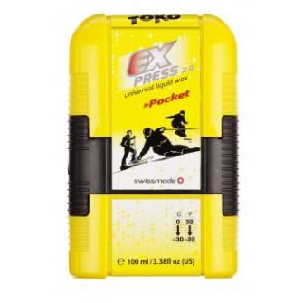 Sjezdový vosk Toko Express Pocket 100 ml