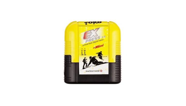 Sjezdový vosk Toko Express Mini 75 ml