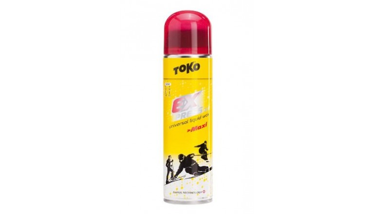 Sjezdový vosk Toko Express Maxi 200 ml