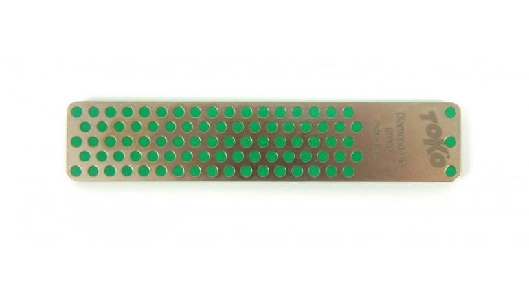 diamant leštící TOKO 110x25 mm extra jemný zelený