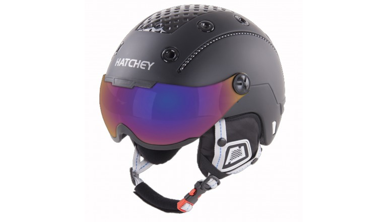Helma Hatchey Rival visor black