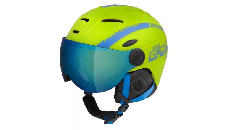 Dětská helma Etape Rider PRO - zelená