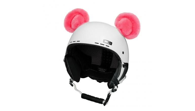 Crazy Uši Teplo Uš - Medvídek růžový