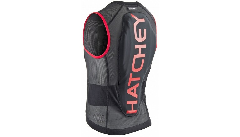 Chránič páteře Hatchey Vest Air Fit red