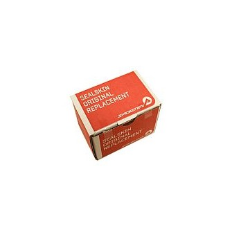 pár náhradních Skinu v krabičce