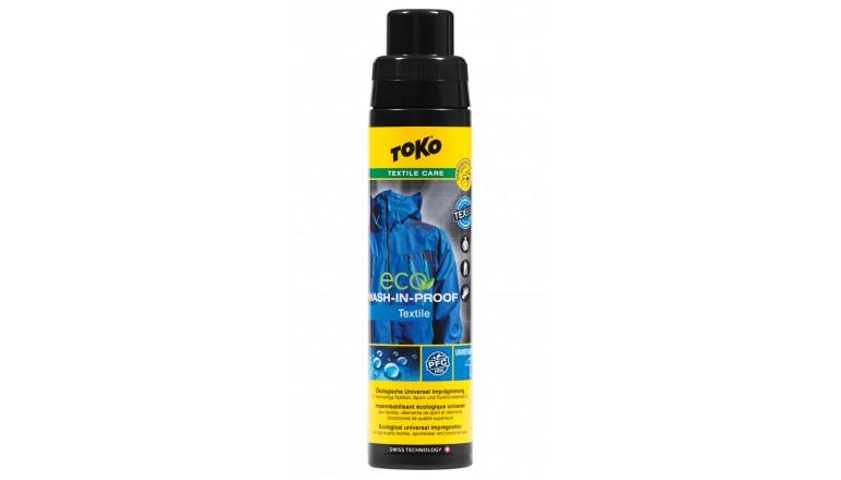 ECO Impregnace na praní TOKO pro vysoce kvalitní funkční sportovní textílie