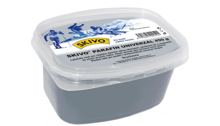 Skluzný vosk Skivo parafín univerzál - 450g