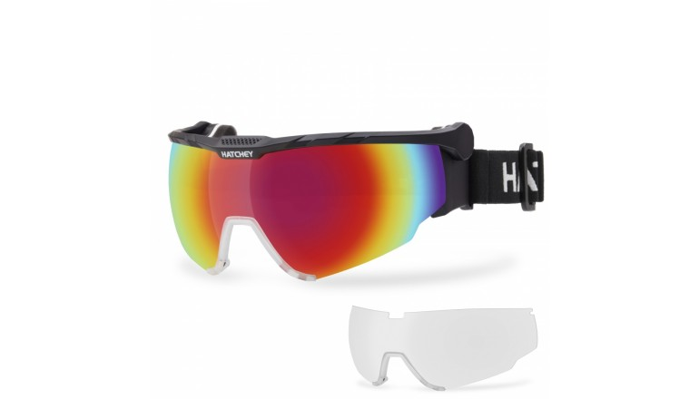 Brýle Hatchey Nordic Trip Black Plus