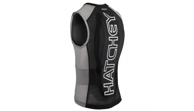 Chránič páteře Hatchey Vest Air Fit Black/grey