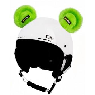 Crazy Uši - Medvídek zelený