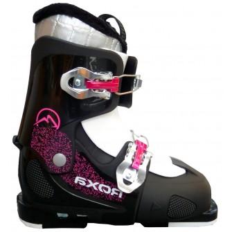 Roxa Chameleon Girl - Dětské rostoucí sjezdové boty