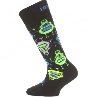 Dětské sjezdové ponožky Lasting SJE (-35 až +5°C)