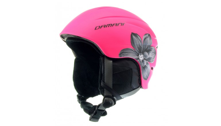 Helma Damani Skier růžová